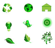 Recycling energy Royalty Free Stock Images