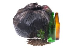 Recycling Glass Stock Images