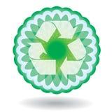 Recycling icon Stock Photos