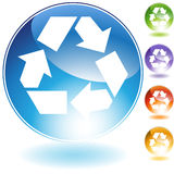 Recycling Icon Stock Image