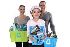 Recycling Is Important. Stock Images
