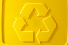 Recycling series Royalty Free Stock Images