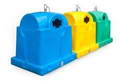 Recycling set Stock Photo