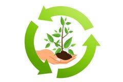 Recycling-Symbol Stockbilder