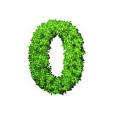The recycling symbol in recycle concept - 3d rendering Stock Photography