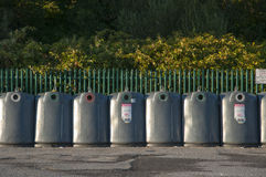 Recyle Bins Stock Images