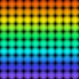 Red óptica del arte Imágenes de archivo libres de regalías