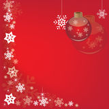 Red. Christmas backgrounds for web sites or print stock illustration