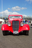 Red 1934 Ford Coupe Royalty Free Stock Image