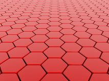 Red 3d background Royalty Free Stock Photo