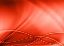Red abstract. Red asbtract composition with flowing design vector illustration