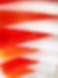 Red abstract background. With lens effect Royalty Free Stock Photo