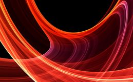 Red Abstract background Royalty Free Stock Photo