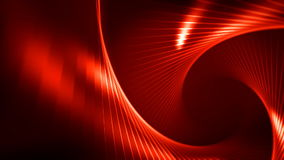 Red Abstract Background stock video