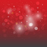 Red abstract  background, background with brightness. Paint by illustrator Royalty Free Stock Image