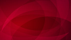 Red abstract background. Abstract background of curved lines in red colors Stock Images