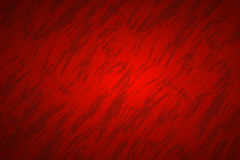 Red abstract background with dark streaks. Vector illustration Royalty Free Stock Images