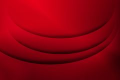 Red abstract background for design Royalty Free Stock Photography