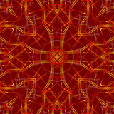 Red abstract background, light. Red abstract background, kaleidoscope light Royalty Free Stock Image