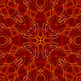 Red abstract background, light. Red abstract background, kaleidoscope light Royalty Free Stock Photo