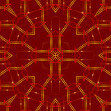 Red abstract background, light. Red abstract background, kaleidoscope light Royalty Free Stock Photos