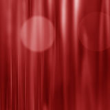 Red abstract background with light lines Stock Image
