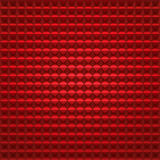 Red Abstract Background - vignettig. Red abstract background. Can be use as any item presentation stock illustration