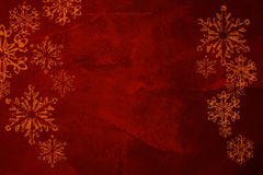 Red abstract Christmas background Stock Photos