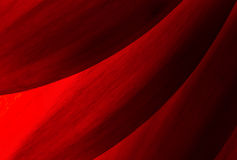 Red Abstract of Chrysanthemum Petals Stock Photography