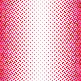 Red abstract geometric shape pattern background. Design stock illustration