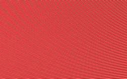 Red abstract image of lines background. 3d render. Ing Royalty Free Stock Photography