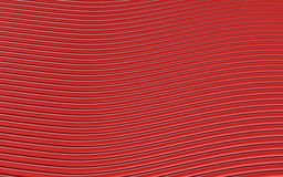 Red abstract image of lines background. 3d render. Ing Stock Photo