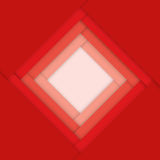 Red abstract material design background Stock Image