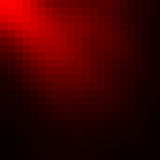 Red abstract mosaic background Royalty Free Stock Photos