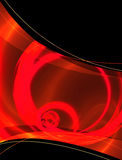 Red Abstract Page Layout Royalty Free Stock Images
