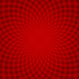 red abstract spiral Royalty Free Stock Photography