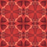 Red abstract texture. Structured seamless tile. Detailed background illustration. Textile print pattern. Home decor fabric design Royalty Free Stock Image
