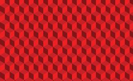 Red abstract texture.Vector background 3d. paper art style can be used in cover design, book design, website backgrounds stock illustration