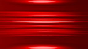 Red abstract vector shaded wavy background wallpaper. vivid color vector illustration. Stock Images