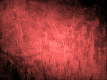 red abstract wall background Stock Photography