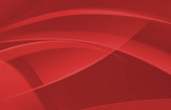 Red abstract wave background Royalty Free Stock Photo
