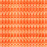 Red abstract zigzag textile seamless pattern Royalty Free Stock Photos