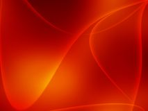 Red abstraction Stock Images