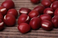 Red adzuki bean stock photography
