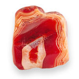 Red agate Royalty Free Stock Photo