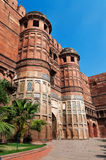 Red Agra Fort Royalty Free Stock Images