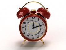 Red alarm Royalty Free Stock Image