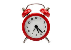 Free Red Alarm Clock Royalty Free Stock Image - 63923986