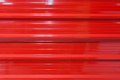 Red aluminium metal texture Royalty Free Stock Image