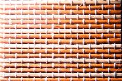 Red anaranjada Fotos de archivo libres de regalías